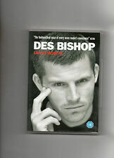 DES BISHOP LIVE DVD - LIVE AT VICAR STREET - COMEDY IRELAND