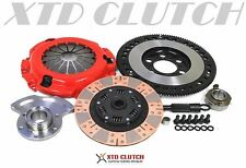 XTD STAGE 3 DUAL FRICTION CLUTCH & 11LBS FLYWHEEL 04-11 RX-8  (w/Counter weight)