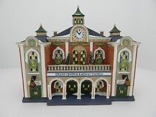 Dept 56 Christmas in the City Grand Central Railway Station #58881 Never Used