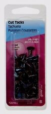"New! **Hillman** Cut Upholstery Carpet Tacks No.4 x 7/16"" Blued 2 oz pkg. 122592"