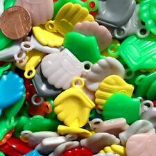 20 x Mixed Baseball Glove Charms, Key Rings, Jewellery, Crafts, Favours