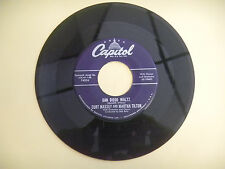 CURT MASSEY  the california story /  san diego waltz  CAPITOL  45