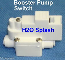 Reverse Osmosis Booster Pump Switch (switch only)