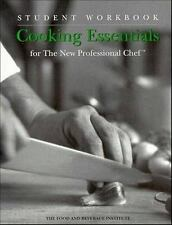 Cooking Essentials for the New Professional Chef by Food and Beverage...