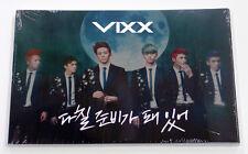 VIXX - On and On (3rd Single Album) CD + Photo Booklet + Book Mark (Random)