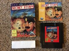 Operation Secret Storm COMPLETE game w/ Box and Manual Nintendo NES - TESTED