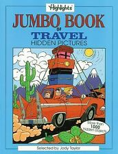 Highlights Jumbo Book Of Travel Hp