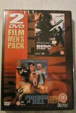 Repo Jake / Forced To Kill (2 x film pack) Brand new still sealed.