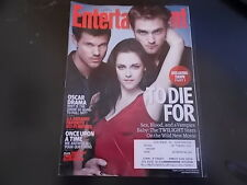 Twilight: Breaking Dawn - Entertainment Weekly Magazine 2011