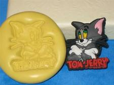 Cat Character Silicone Mold Cake Chocolate Resin Clay A452