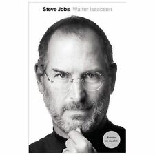 Steve Jobs: Edición en Español (Spanish Edition), Isaacson, Walter, Good Book