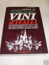 IMBRIANI - GUIDA AI MIGLIORI VINI D'ITALIA - ED. DE VECCHI 1992