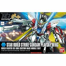 Gundam Build Fighters 1/144 009 Star Build Strike Gundam Plavsky Wing Sei Iori