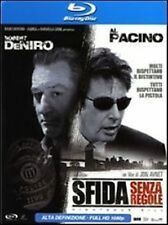 Blu Ray SFIDA SENZA REGOLE *** Robert De Niro & Al Pacino *** ......NUOVO