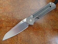 Chris Reeve Knives Small Sebenza 21 Insingo S35VN - Micarta Inlay