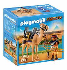 Playmobil 5389 Egypt Dessert Camel  Warrior    NEW / SEALED