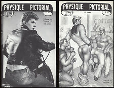 1960s campy gay art/graphics/photos Bob Mizer's Physique Tom of Finland/TORRO
