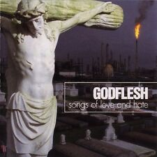Godflesh - Songs of Love and Hate Cassette Tape - Sealed - NEW COPY - JESU