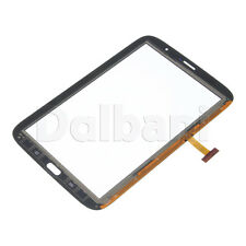 New Glass with Touch Screen Digitizer for Samsung Galaxy Note GT-N5100 White 8""