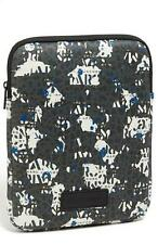 """NWT $58 Marc By Marc Jacobs Kale Green Jungle Logomania 10.5"""" Laptop Tablet Case"""