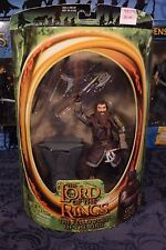 LOTR- GIMLI- TOYBIZ- ACTION FIGURE- THE HOBBIT- FELLOWSHIP OF THE RING