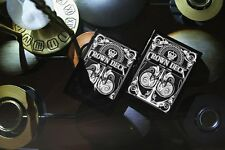 Crown Deck Black Playing Cards Brand New Sealed