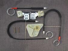 2002-2003 VW POLO 2/3 porta / finestra Riparazione Sinistro NSF lato Regolatore Riparazione Kit