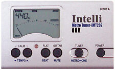 Intelli IMT-202 Metronome & Tuner Combination
