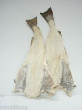 Salted Air Dried Cod Fish - Bacalhau - Sustainable Fish  - 1.5 Kg