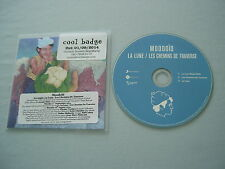 MOODOID La Lune/Les Chemins de Traverse promo CD single Melody's Echo Chamber