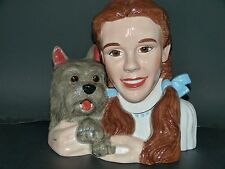 The Wizard of Oz Dorothy and Toto Cookie Jar