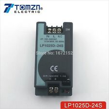 25W 24V 1A Mini size Din Rail Single Output Switching power supply