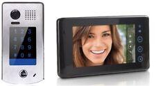 Se suministra & ajustada Farfisa 1SEK/KP Color Video sistema de intercomunicación Pantalla Táctil