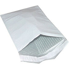 Yens® 500 #000 Poly Bubble Padded Envelopes Mailers 4 X 8 500PM000