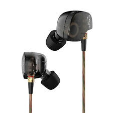 KZ ATE HIFI Ear Hook In Ear Earphones Sports Headset With Mic Crisp Sound