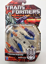 Transformers Generations Thunderwing Decepticon Jet Deluxe Class NEW 2010 Sealed