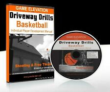 Game Elevation - Driveway Drills: Shooting & Free Throws Basketball ebook on CD