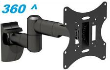 "10-37"" LCD LED TV WALL MOUNT BRACKET TILT SWIVEL HD 26 27 30 32  21 19 20 28 24"""