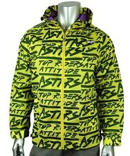 Alpinestars Men's TOP RIDERS Windproof Hooded Jacket, Large, Utility Green