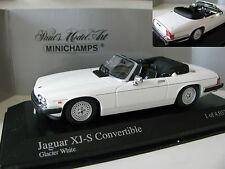 1/43 Minichamps Jaguar XJ-S Convertible diecast