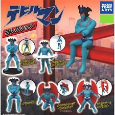 DEVILMAN DESKTOP FIGURE COLLECTION SET TAKARA TOMY  (MAZINGA/GOLDRAKE/JEEG)