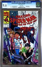 AMAZING SPIDER-MAN 1 CGC 9.6 WP 2/93 - ELECTRO APPEARANCE - ANTI-DRUG ISSUE