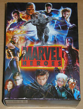 MARVEL Heroes DVD Box Set - X-Men Elektra Fantastic 4 Daredevil (Used) 8-Discs