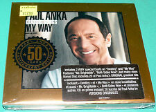 Paul Anka - Classic Songs My Way (Decca Universal) 2 CD Set NEW SEALED
