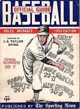 1953 Sporting News Baseball Guide, Bobby Shantz, Philadelphia Athletics ~ Good