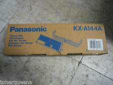 NEW GENUINE Panasonic KXF2900 KXF3000 KXF3100 KXSP100 toner Kit KX-A144A KXA144A