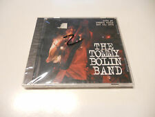 """The Tommy Bolin Band """"Live at Ebbets Field 1976"""" TB Archive cd USA"""