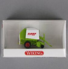 Traccia 1:87 h0 HO Scale Wiking circa balle stampa Claas Rollant 250 NUOVO OVP