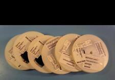 NEW 1,000 VISHAY WSL2512R0100FTB METAL FILM RESISTOR .01 1% 2512