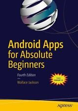 Android Apps for Absolute Beginners  (UK IMPORT)  BOOK NEW